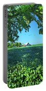 Summertime Blues Portable Battery Charger