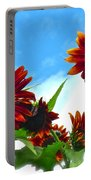 Summertime Memories Portable Battery Charger