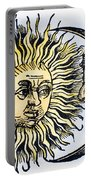 Sun And Moon, 1493 Portable Battery Charger