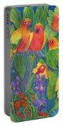 Sun Conure Parrots Portable Battery Charger
