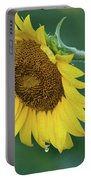 Sun Flower Drop Portable Battery Charger