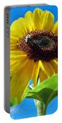 Sun Flower - Id 16235-142741-1520 Portable Battery Charger