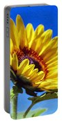 Sun Flower - Id 16235-142812-7136 Portable Battery Charger