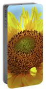 Sun Flowers Art Sunflower Giclee Prints Baslee Troutman  Portable Battery Charger