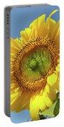 Sun Flowers Garden Art Prints Baslee Troutman Portable Battery Charger