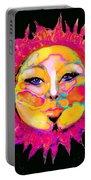 Sun Goddess She Sun Portable Battery Charger
