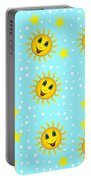 Sun Jammies Portable Battery Charger