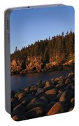 Sun Kissed Acadia Portable Battery Charger