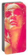 Sun Kissed Pearlesqued Portable Battery Charger