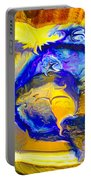 Sun Of A Moon Portable Battery Charger