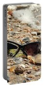 Sun Shades And Sea Shells Portable Battery Charger