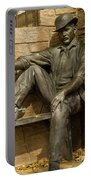 Sundance Kid Statue 5 Portable Battery Charger