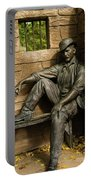 Sundance Kid Statue Portable Battery Charger