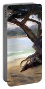 Sunday Afternoon Carmel Beach Portable Battery Charger