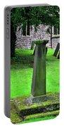 Sundial In St Leonard's Churchyard - Thorpe Portable Battery Charger