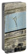 Sundial On St Mary's Church - Tutbury Portable Battery Charger