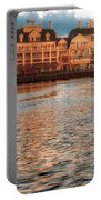 Sundown On The Boardwalk Walt Disney World Portable Battery Charger