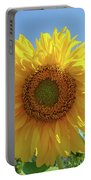 Sunflower Art Prints Sun Flower 2 Giclee Prints Baslee Troutman Portable Battery Charger