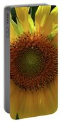 Sunflower Bloom Portable Battery Charger