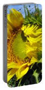 Sunflower By Design Portable Battery Charger
