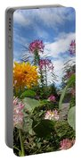 Sunflower Day Portable Battery Charger