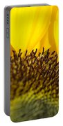 Sunflower Detail Portable Battery Charger