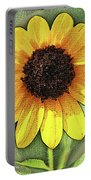 Sunflower Expressed Portable Battery Charger