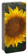 Sunflower - Facing East Portable Battery Charger