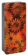 Sunflower Field 1.2 Portable Battery Charger