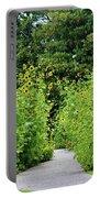 Sunflower Garden Portable Battery Charger