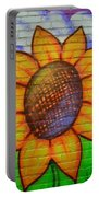 Sunflower ... Portable Battery Charger