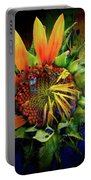 Sunflower Magic Portable Battery Charger