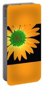 Sunflower Mosaic 1 Portable Battery Charger