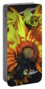 sunflower No. 1 Portable Battery Charger