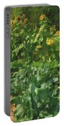 sunflower No.5 Portable Battery Charger