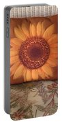Sunflower Pillow Portable Battery Charger