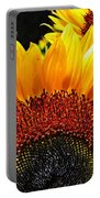 Sunflower Rise Portable Battery Charger