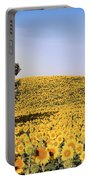 Sunflower Sea Portable Battery Charger