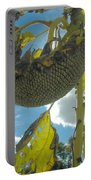 Sunflower Seeds Portable Battery Charger