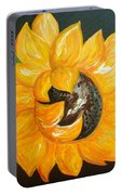 Sunflower Solo Portable Battery Charger