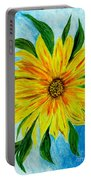 Sunflower Sunshine Of Your Love Portable Battery Charger