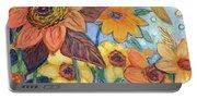 Sunflower Tropics Part 1 Portable Battery Charger