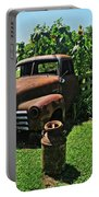 Sunflower Truck Portable Battery Charger