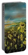 Sunflowers 562315 Portable Battery Charger