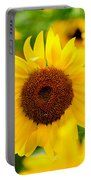 Sunflowers I Portable Battery Charger