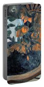 Sunflowers, 1901 By Paul Gauguin  Portable Battery Charger