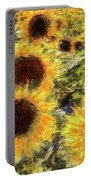Sunflowers Summer Van Gogh Portable Battery Charger
