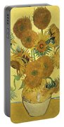 Sunflowers, 1888  Portable Battery Charger