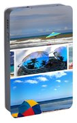 Sunglasses Needed In Paradise Portable Battery Charger