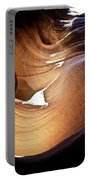 Sunlit Slot Canyon Portable Battery Charger